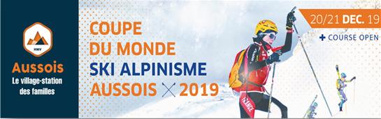 Coupe du monde ski alpinisme Aussois